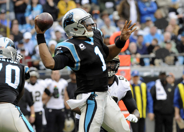 Behind Cam Newton's last-minute heroics, Carolina Panthers pull…