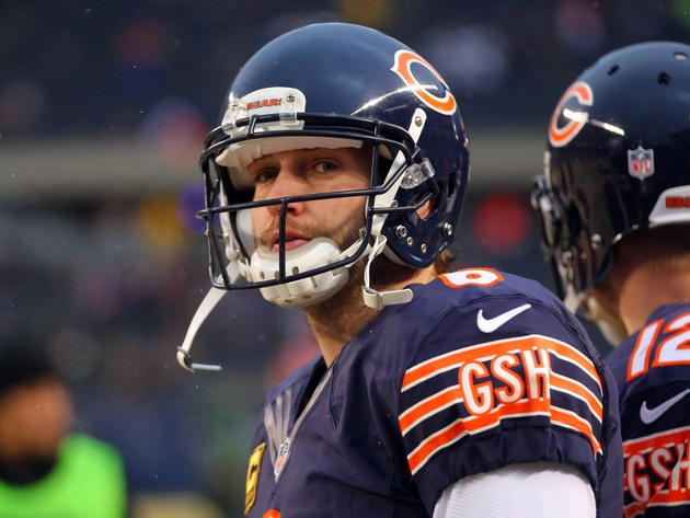 Chicago Bears go all in on quarterback Jay Cutler, sign him to …