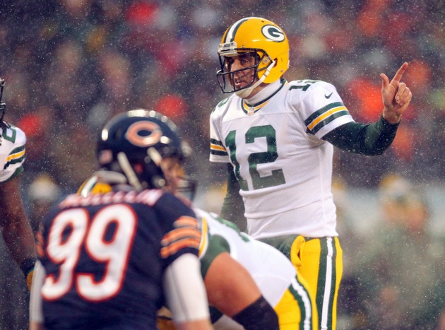 Aaron Rodgers gifted superstar call when McClellin hits him sli…