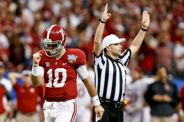 NFL Draft: AJ McCarron gets feisty at combine defending himself…