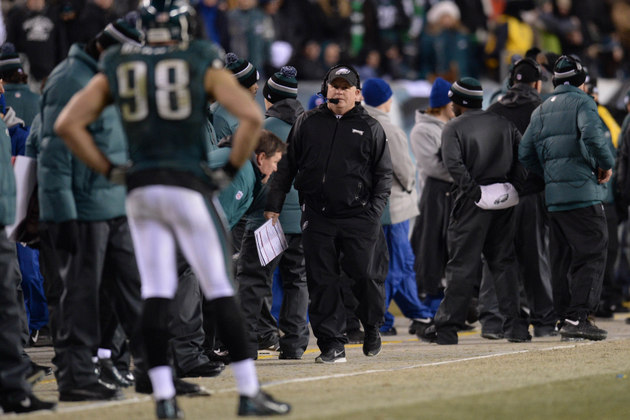 Optimism still high for Philadelphia Eagles, Chip Kelly for 201…