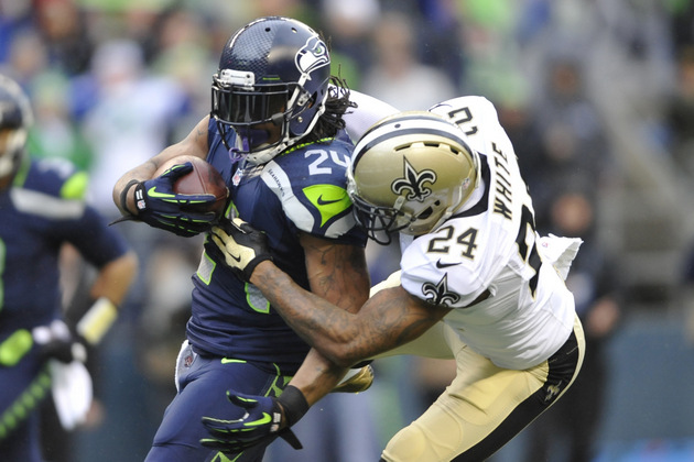 Seattle Seahawks defense dominates Saints once again to advance…