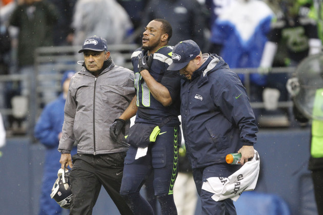 Seattle receiver Percy Harvin is a full participant in Wednesda…