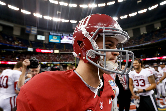 Alabama's A.J. McCarron plans on skipping Senior Bowl in his ow…