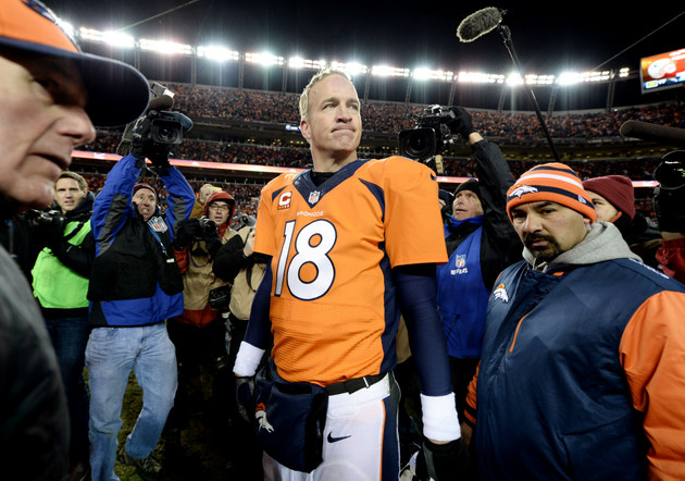 NFL Divisional Playoff Winners and Losers: Aggressive Denver Br…