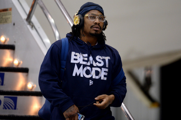 Will Marshawn Lynch speak at Media Day? If not, it could cost h…