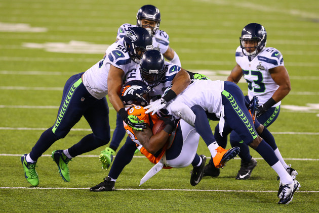 Was Seattle's defensive performance the best in NFL history? It…