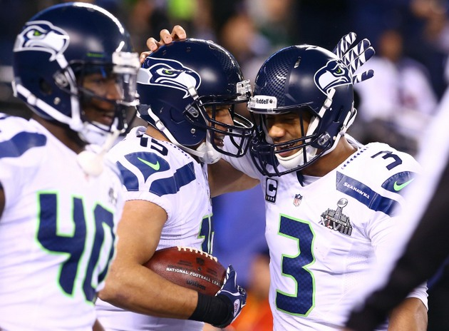 Seattle Seahawks fans, you finally have a Super Bowl champion