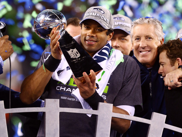 Russell Wilson beats plenty of odds to lead Seattle to a Super …
