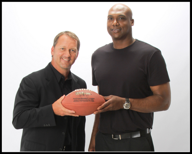 Leon Lett and Don Beebe celebrate 20th anniversary of famous Su…
