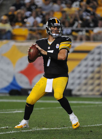 "Ben Roethlisberger, DeMarco Murray headline Week 13""²s initial …"
