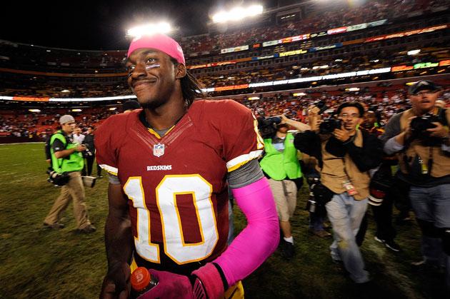 Obama congratulates RG3, Redskins on restoring DC sports fans' …