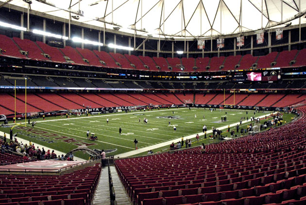 Like it or not, Atlanta's getting a new football stadium