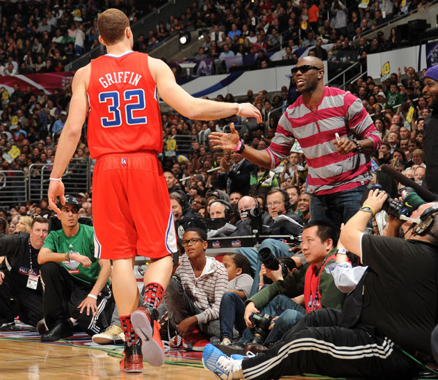 Blake Griffin says Terrell Owens wanted to play basketball for …