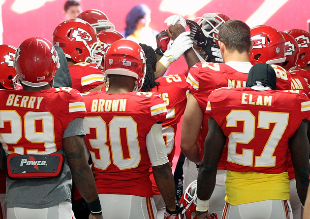 Chiefs score a touchdown on their opening drive for the first t…