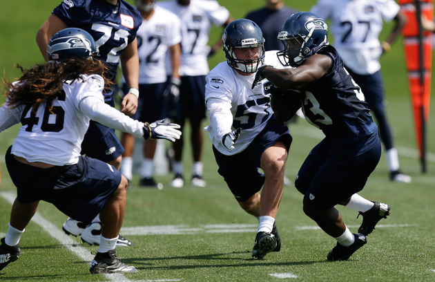 Seahawks turn rookie camp into island of misfit toys … and corn…