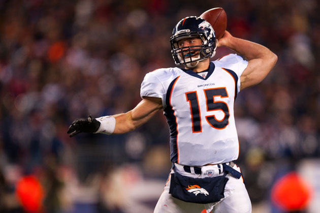 Tim Tebow's brother trolls the entire city of Denver on Twitter