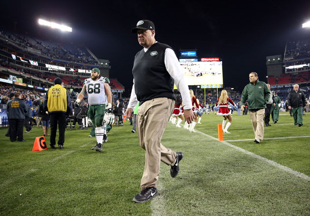 Rex Ryan involved in minor three-car accident in Pennsylvania