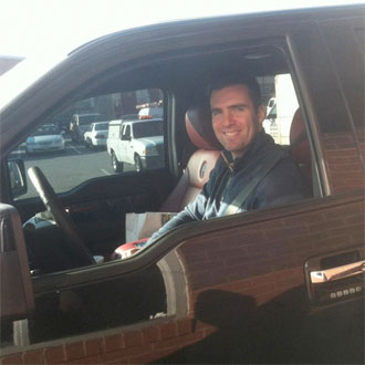Joe Flacco celebrates NFL's largest contract with a McDonald's …