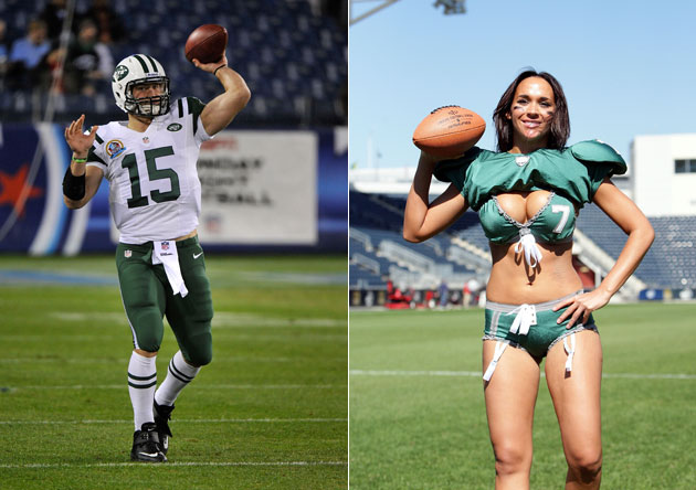 Tim Tebow gets his first job offer … from the former Lingerie F…