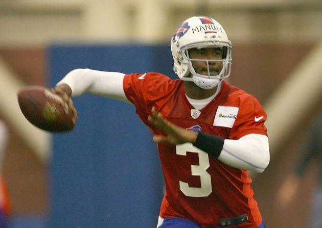 E.J. Manuel says Bills' offense is 'easier to learn' than Flori…