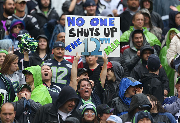 Seattle Seahawks fans will seek to break Guinness record for st…