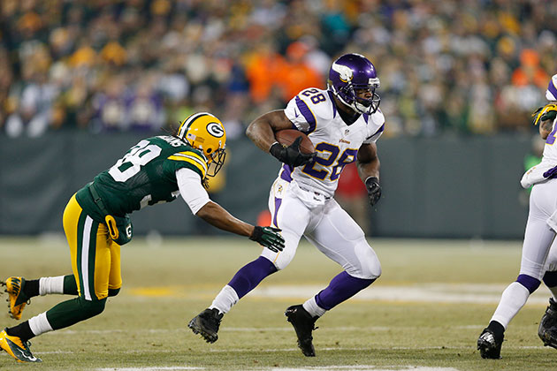 Adrian Peterson knows exactly when he'll break the NFL's all-ti…