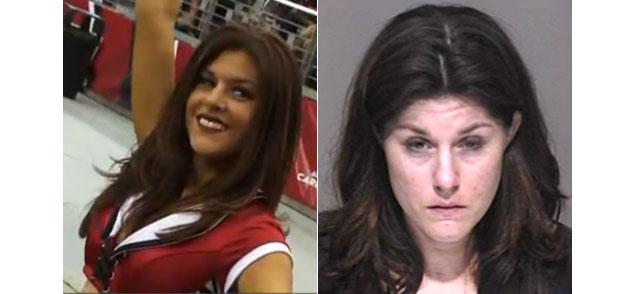 Arizona Cardinals cheerleader/Iraq war vet arrested on domestic…