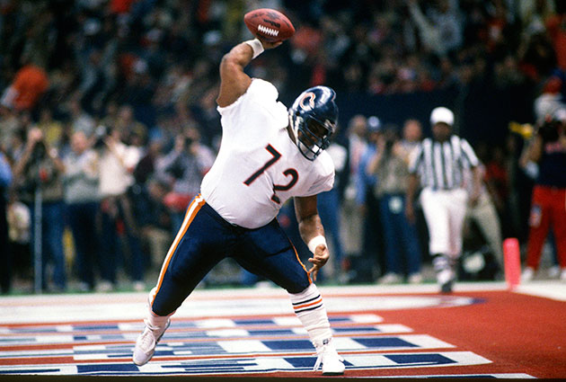 The Fridge is alive! William Perry death hoax here and gone qui…