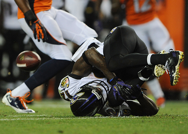 Report: Jacoby Jones injured by champagne bottle on Washington,…