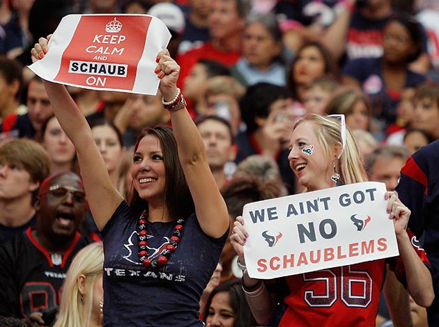 Shutdown Corner fixes your team: Houston Texans