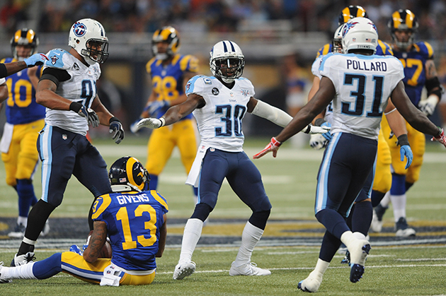 Shutdown Corner fixes your team: St. Louis Rams