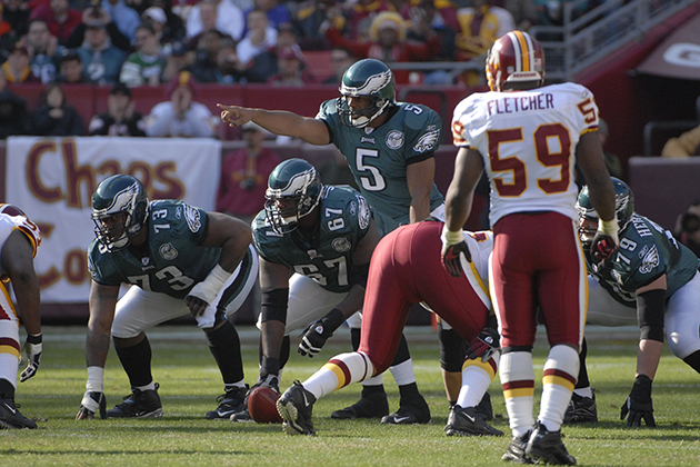 Donovan McNabb responds to Shawn Andrews' allegations of bullyi…