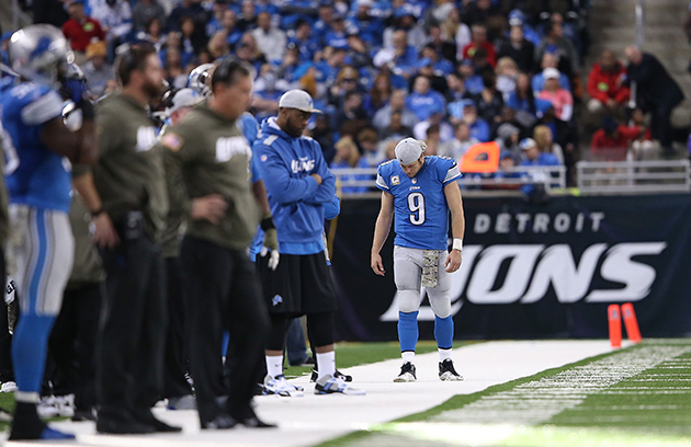 Shutdown Corner fixes your team: The Detroit Lions