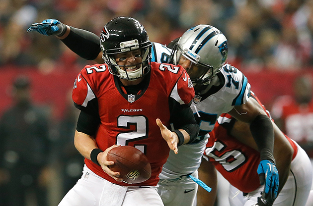 Carolina Panthers ride to first-round bye on the back of The Kr…