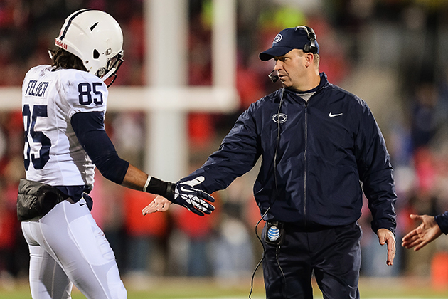 Reports: Bill O'Brien to leave Penn State for Texans