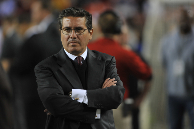 Dan Snyder insists that the Redskins will never change their na…
