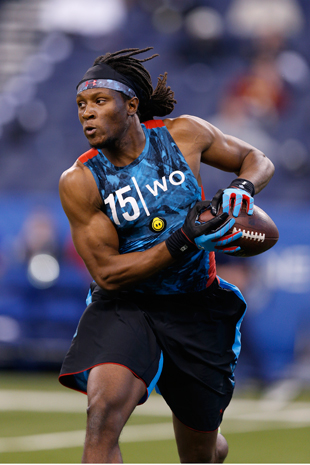 Houston Texans select Clemson WR DeAndre Hopkins with the 27th …