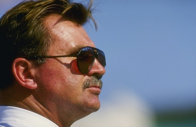 Mike Ditka says he'll shave his famous mustache — for the right…