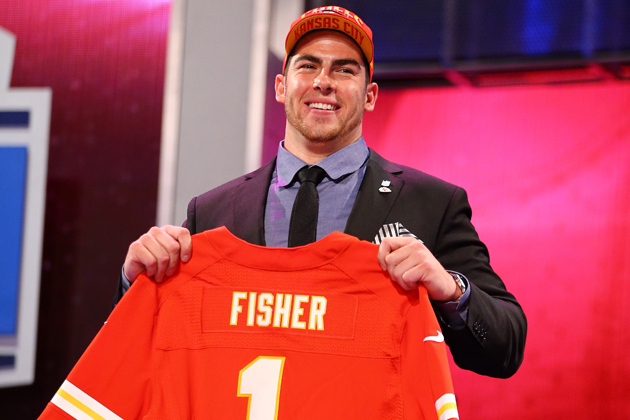 Eric Fisher's mom has been his guiding light through a long roa…