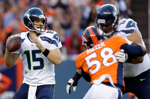 Report: Seahawks may have multiple trade partners for QB Matt F…