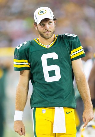 Discount double vision: After Rodgers gets his eye poked, Harre…