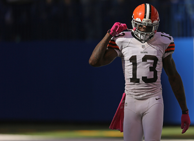 Browns WR Josh Gordon suspended two games for NFL substance abu…