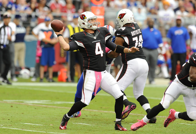 Report: Kevin Kolb signs two-year deal with Buffalo Bills