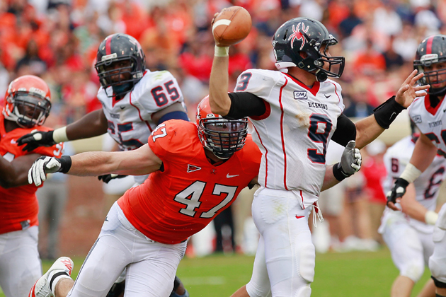 Detroit Lions invite Matt Millen's cousin, undrafted Richmond Q…
