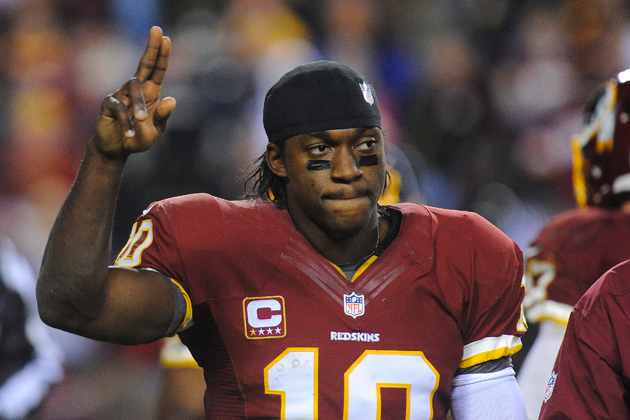 Second-year slumpbusters: Robert Griffin III