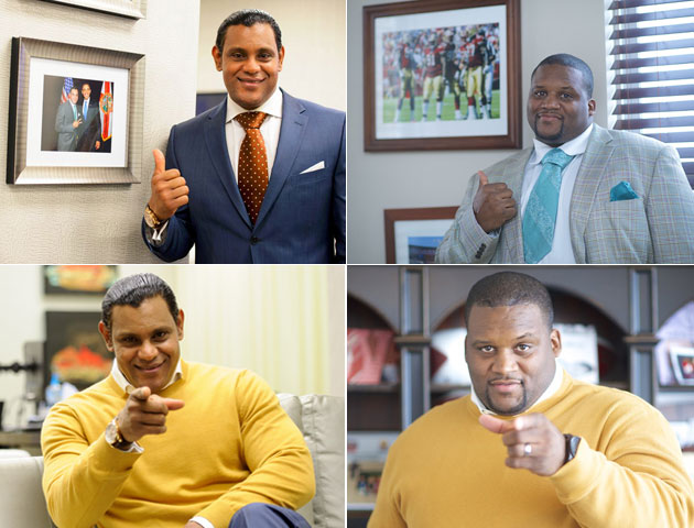 Anthony Adams mocks Sammy Sosa's Pinterest page with a Pinteres…