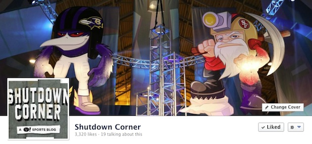 Follow Shutdown Corner on Facebook!