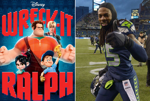 Kids say the darndest things about Richard Sherman, including '…