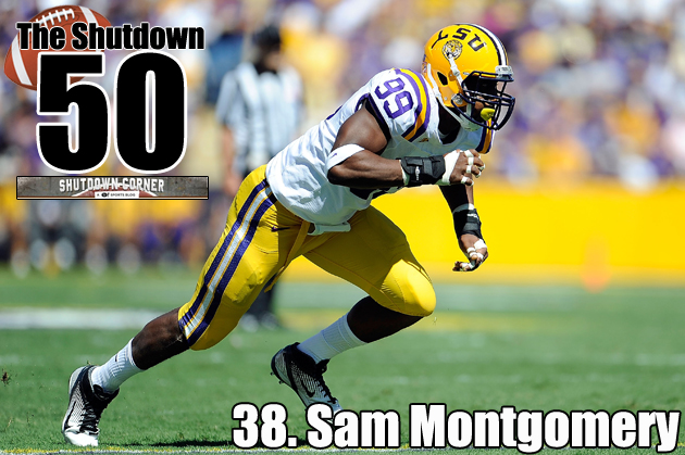The Shutdown 50: LSU DE Sam Montgomery